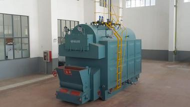 中正锅炉DZL系列单锅筒纵置式链条炉排锅炉
