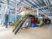 中正锅炉冷凝式燃气蒸汽锅炉项目(天齐锂业)