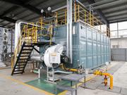 15吨SZS系列冷凝式燃气蒸汽锅炉项目(蜀邦实业)