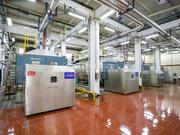 8吨WNS系列冷凝式燃气蒸汽锅炉项目(四川大学华西医院)