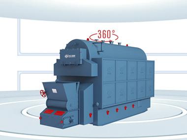 DZL系列燃煤/生物质链条炉