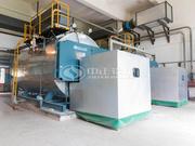 4吨WNS系列冷凝式燃气蒸汽锅炉项目(长春理工大学)