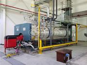 农夫山泉果业10吨WNS系列天然气蒸汽锅炉项目