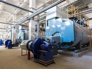 吉林大学第二医院14MW WNS系列节能燃气热水锅炉项目