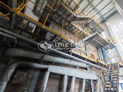 中石油35吨SHL系列散装链条炉排蒸汽锅炉项目