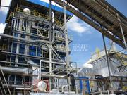 出口印度尼西亚75吨DHL系列燃煤链条炉项目