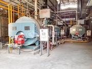 晋昇中润纺织科技2吨WNS系列燃气蒸汽锅炉项目