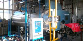 致力于乐虎游戏官网环保性能的提升 中正锅炉与利比玻璃携手共前行
