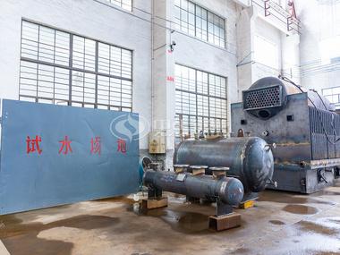 中正锅炉圆满完成水压试验