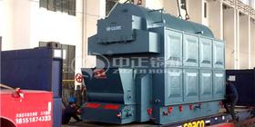 DZL系列蒸汽锅炉发货交付 中正锅炉成为新希翼集团可信赖的合作伙伴