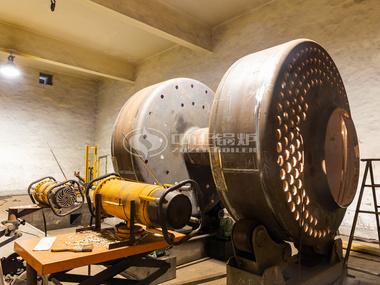 中正锅炉X射线探伤100%确保焊接质量