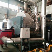 贵港瑞康饲料6吨WNS系列三回程燃气蒸汽锅炉项目