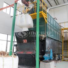 宏雅木业6吨SZL系列生物质蒸汽锅炉项目