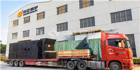 民营企业成为中国外贸主体 中正锅炉培育国际市场新动能