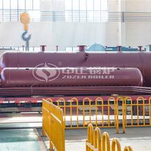 金沙白炭黑制造采购20吨SHX系列循环流化床蒸汽锅炉参数