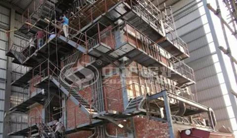攻坚克难 中正锅炉孟加拉蒸汽锅炉项目顺利开展中