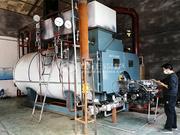 金熙龙食品冰糖生产线6吨WNS系列燃气蒸汽锅炉项目