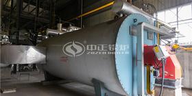 0.2度精准控温 中正锅炉以每一度的精准保障食品添加剂的品质