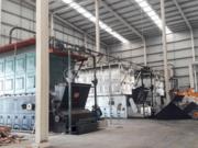 世通(越南)10吨SZL系列链条炉排燃煤蒸汽锅炉项目