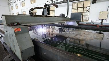 中正锅炉水下等离子切割机实现高速精细切割