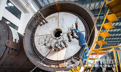 中正锅炉严格的质量监督检验