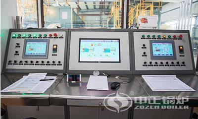 中正锅炉WNS乐虎游戏官网控制系统
