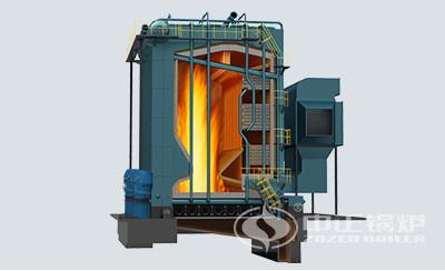 中正锅炉DHS内部结构图