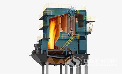 中正锅炉SHL系列乐虎游戏官网内部结构
