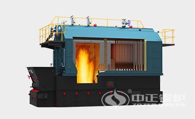 中正锅炉SZL系列生物质热水锅炉内部结构