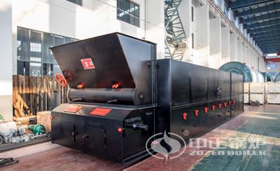 中正锅炉高品质链条炉排