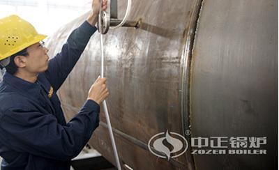 中正锅炉严格的质量管理体系