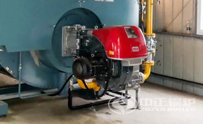 中正锅炉选配低氮燃烧机