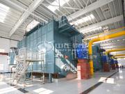 29MW SZS系列燃气热水锅炉项目(天津师范大学)