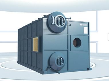 SZS系列冷凝式燃油/燃气锅炉