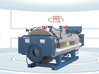 WNS系列冷凝式燃油/燃气锅炉