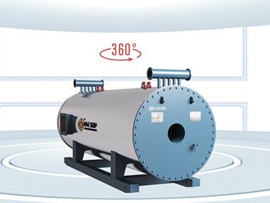 YY(Q)W卧式燃油/燃气导热油锅炉
