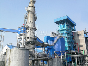 赣锋锂业35-50吨DHX系列循环流化床锅炉项目