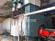 10吨WNS系列冷凝式燃气蒸汽锅炉项目(临空生物医药园)