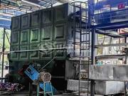 中信大锰矿业360万大卡YLW系列有机热载体锅炉项目