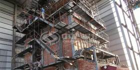攻坚克难 鸭脖娱乐官网锅炉孟加拉蒸汽锅炉项目顺利开展中