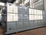 玻利维亚YLB碳酸锂工厂21吨SZS系列燃气蒸汽定制锅炉参数