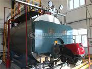 吐鲁番北站2.8MW WNS系列热水锅炉煤改气项目