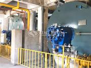 江苏恒通印染1000万大卡YQW系列燃气卧式导热油锅炉项目