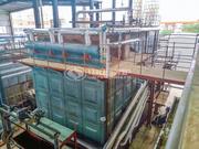 申洲针织25吨SZL系列链条炉排蒸汽锅炉项目