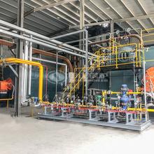 新科奥德科技15吨SZS系列冷凝式燃气蒸汽锅炉项目参数
