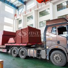 丰润化工25吨SHX系列循环流化床蒸汽锅炉项目