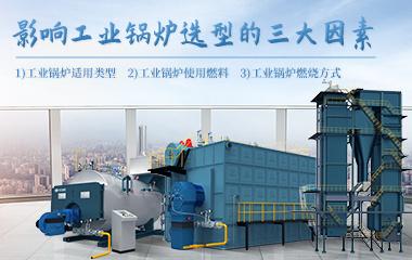 影响工业锅炉选型的三大因素