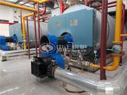 中国农大涿州科技园7MW WNS系列燃气热水锅炉项目