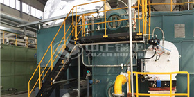 亚博app下载安装节能燃气锅炉有口皆碑 成为河北保定七成生活用纸生产企业的标配