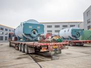 海达舍画阁药业6吨WNS系列燃气蒸汽锅炉项目